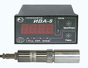 Гигрометр ИВА-8 внешний вид